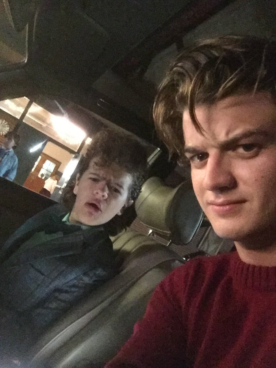 joe keery on twitter
