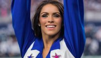 Meet Dallas Cowboys Cheerleader Kelsey Lowrance