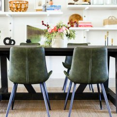 Arhaus Capri Dining Chairs Folding Chair Vancouver Leather Sante Blog Jenny Komenda On Twitter New Pine Steel Leg Post All About Them