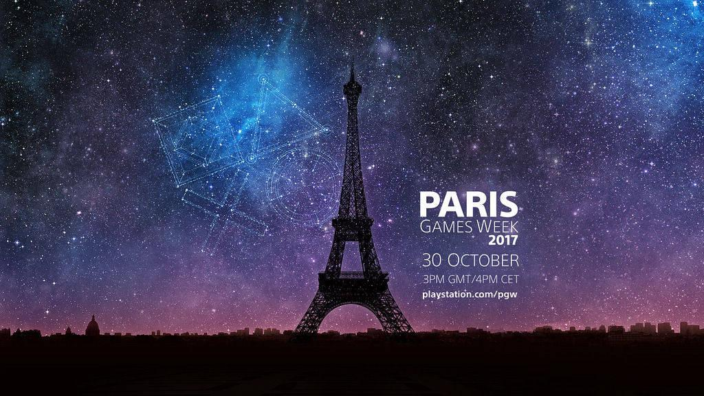 Watch PlayStation Paris Games Week 2017 Live Now