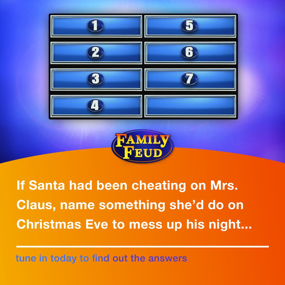 family feud on twitter