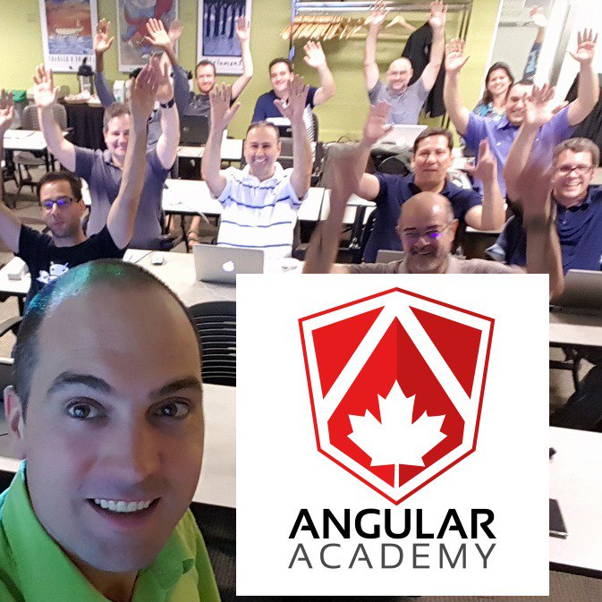 Learn Angular 5 NOW in #Toronto in this 2-day intensive workshop!! #angular #typescript