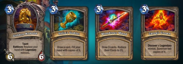 Hearthstone: Rise of Shadows: Heistbaron Togwaggle, new Legendary Rogue minion revealed