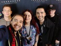 Tokio Hotel Dream Machine World Tour 2017 2018 Live In