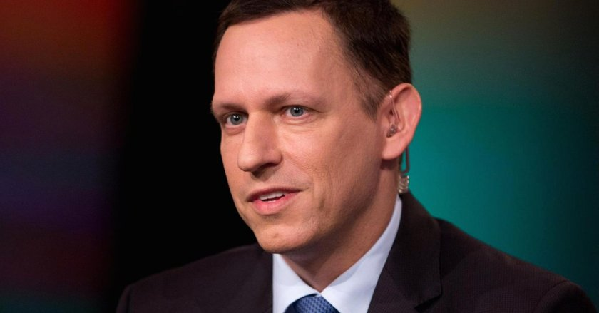 People are 'underestimating' the 'great potential' of bitcoin, billionaire Peter Thiel says