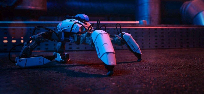 MekaMon #augmentedreality robot brings robotics to your level  #ar