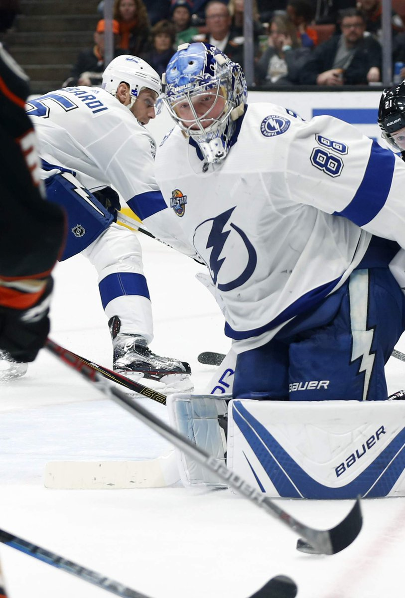 Lightning tops Ducks, sweeps three-game West Coast trip  @TB_Times