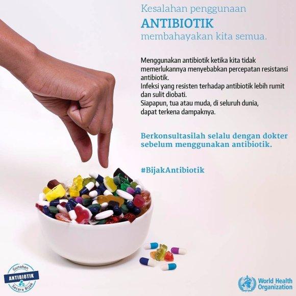 Bijak Antibiotik