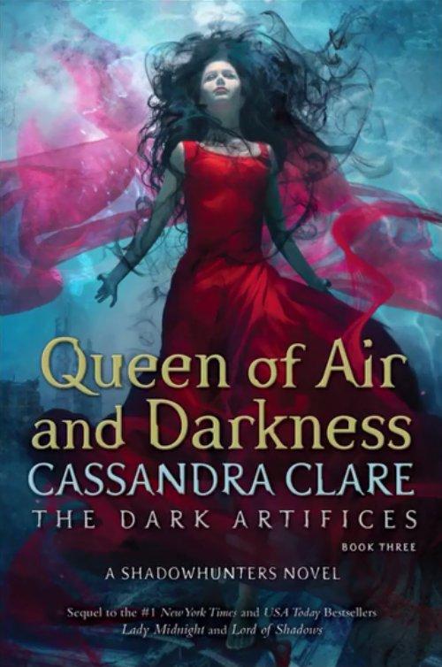 Resultado de imagen de portada queen of air and darkness
