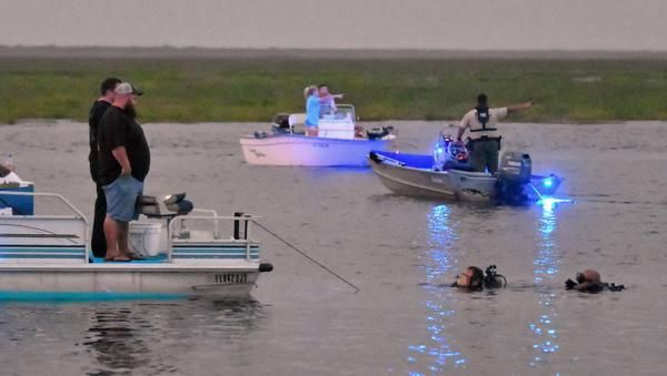 Airboat accident in gator-infested waters kills 2 people