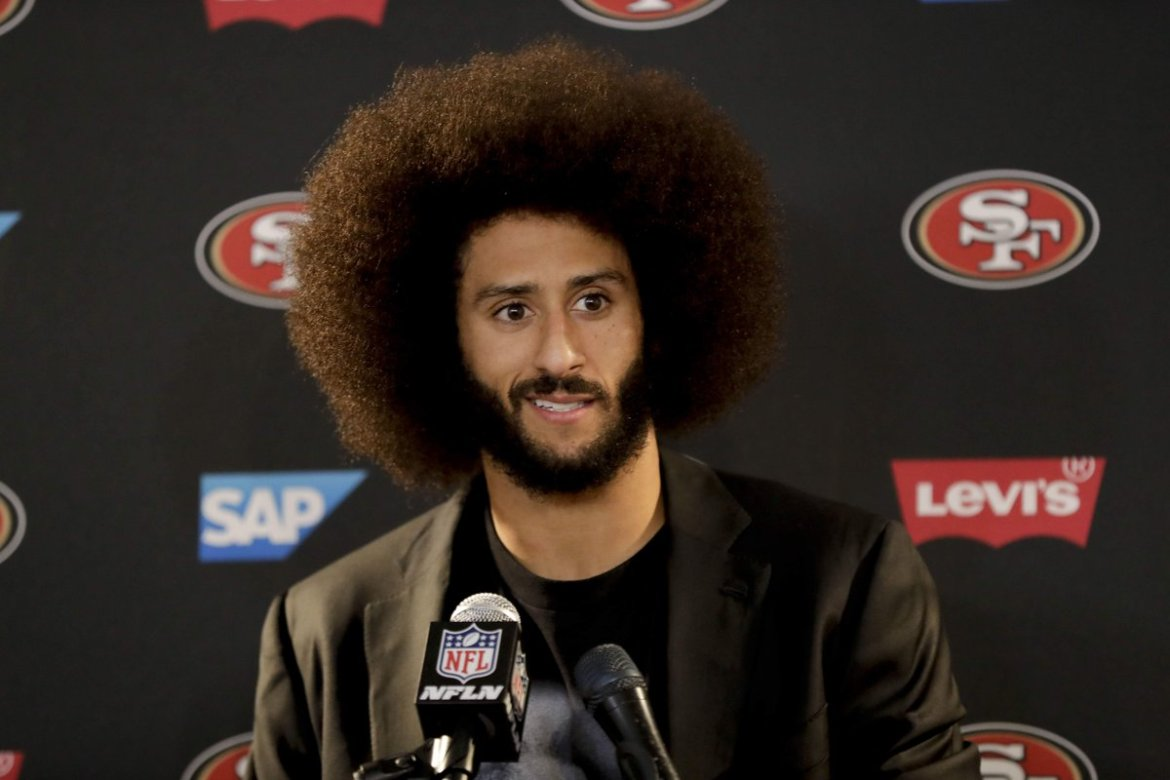 Colin Kaepernick named GQ magazine's citizen of the year  @TB_Times