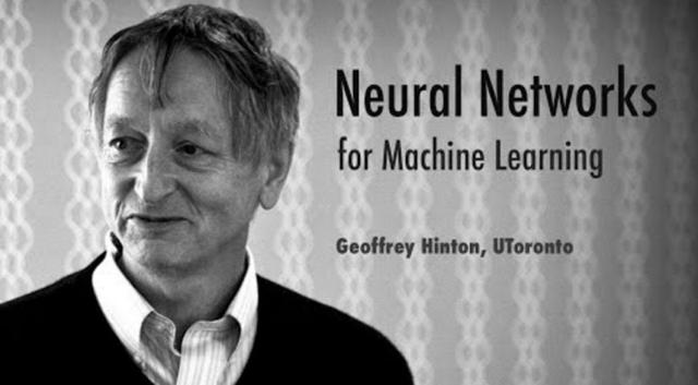 Neural Networks for Machine Learning: A Free Online Course
