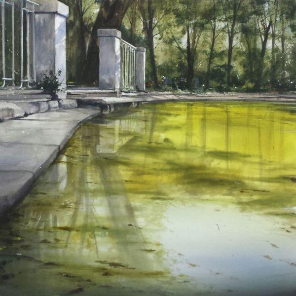 Quinta De Los Molinos in Madrid Park