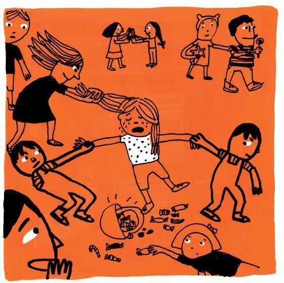 """Sopitas on Twitter: """"#leámoslas: 'Mundo Cruel. Filosofía visual para niños'  es una invitación a pensar y repensar de una manera dinámica para chicos y  grandes por @KarenVilleda ??? https://t.co/nfv9B48Ans…  https://t.co/XbkISiuezs"""""""