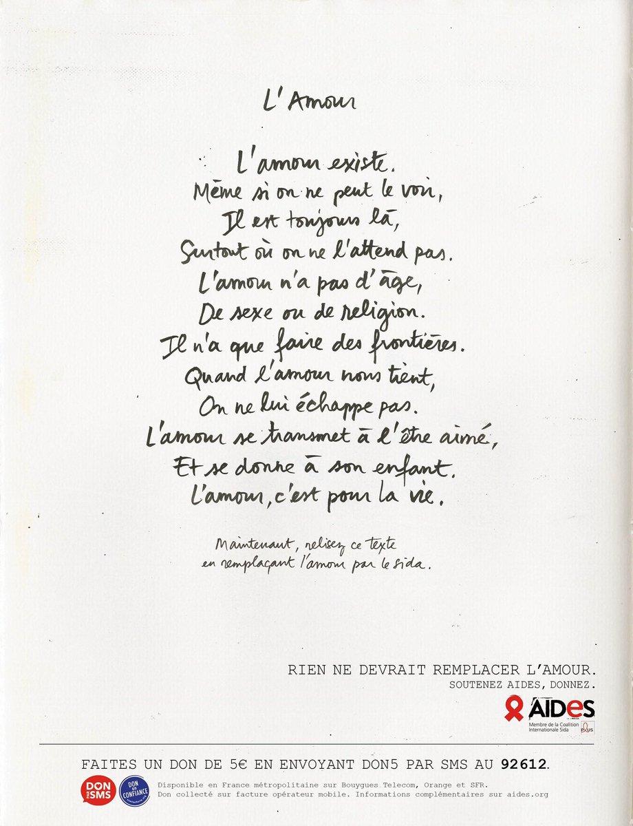 L'amour Est La Ou On Ne L'attend Pas : l'amour, l'attend, Riennedevraitremplacerlamour, Hashtag, Twitter