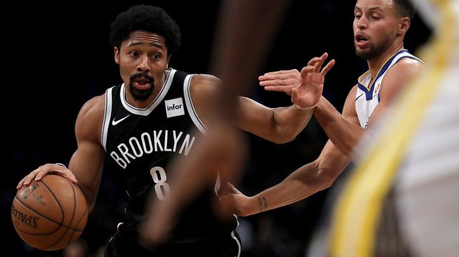 .@SDinwiddie_25 (21 points) has scored 20+ points in consecutive games for the 1st time in his career