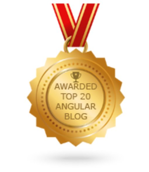 Wow, my blog is on #7 of the top 20 #angular blogs 😊. Thx @_feedspot