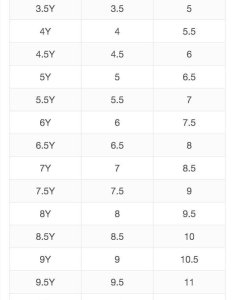 iphone app on twitter updated size chart for the heiress aj today since it now goes up to    mens  men    also rh
