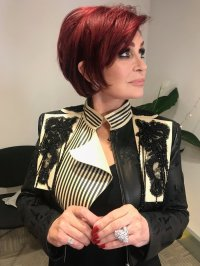 Sharon Osbourne Earrings Hy Birthday Sharon Osbourne ...