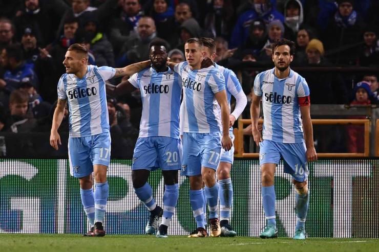 Lazio equipo de Italia