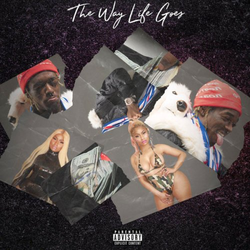 Lil Uzi Vert – The Way Life Goes Remix Lyrics ft. Nicki Minaj & Oh Wonder