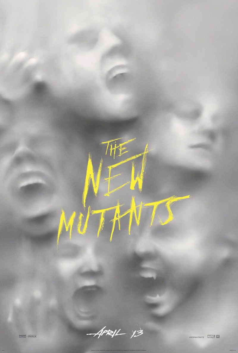 First The New Mutants Poster Unveiled