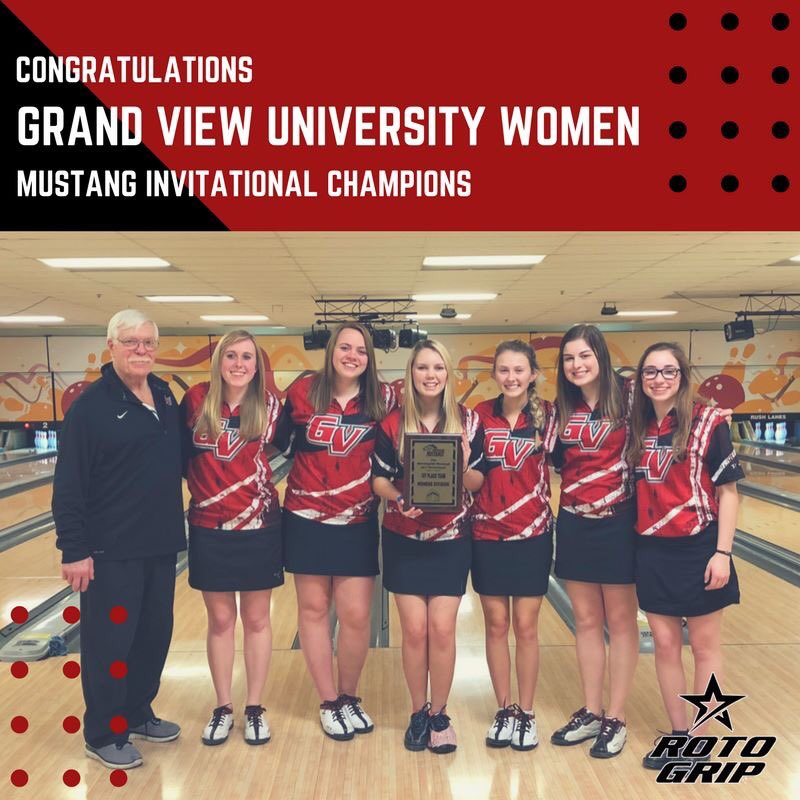 test Twitter Media - What a weekend! Grand View University dominated at the 2017 Mustang Invitational. Way to #OwnIt! #SquadRG #CollegeBowling https://t.co/R8WJfR4Mib