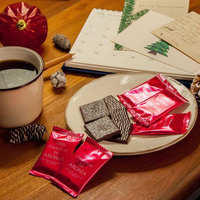 test ツイッターメディア - 大好評の大人向け贅沢ショコラが、さらに美味しくなってリニューアル!アロニアとカカオのWポリフェノールが、極上の味わいでダイエットを熱くサポートしてくれるんです。 #ORBIS #オルビス #ショコラドアロニア #ショコラ #ポリフェノール #カカオ #ダイエット https://t.co/zLGntJ8hrL