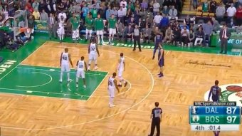 Wesley Matthews Handed Celtics Bettors One Of the Worst Bad Beats You'll See