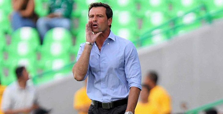 Cocca fue entrenador de Santos