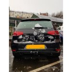 Trailertrek Towbars A Twitteren Volkswagen Golf Mk7 Supplied Fitted With Towtrusttowbars Fixed Flange Tow Bar And 7pin Electrics Towbar Volkswagen Trailertrek Https T Co 27mc7tyfh9