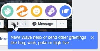 poke facebook retour screenshot sebastien defrance
