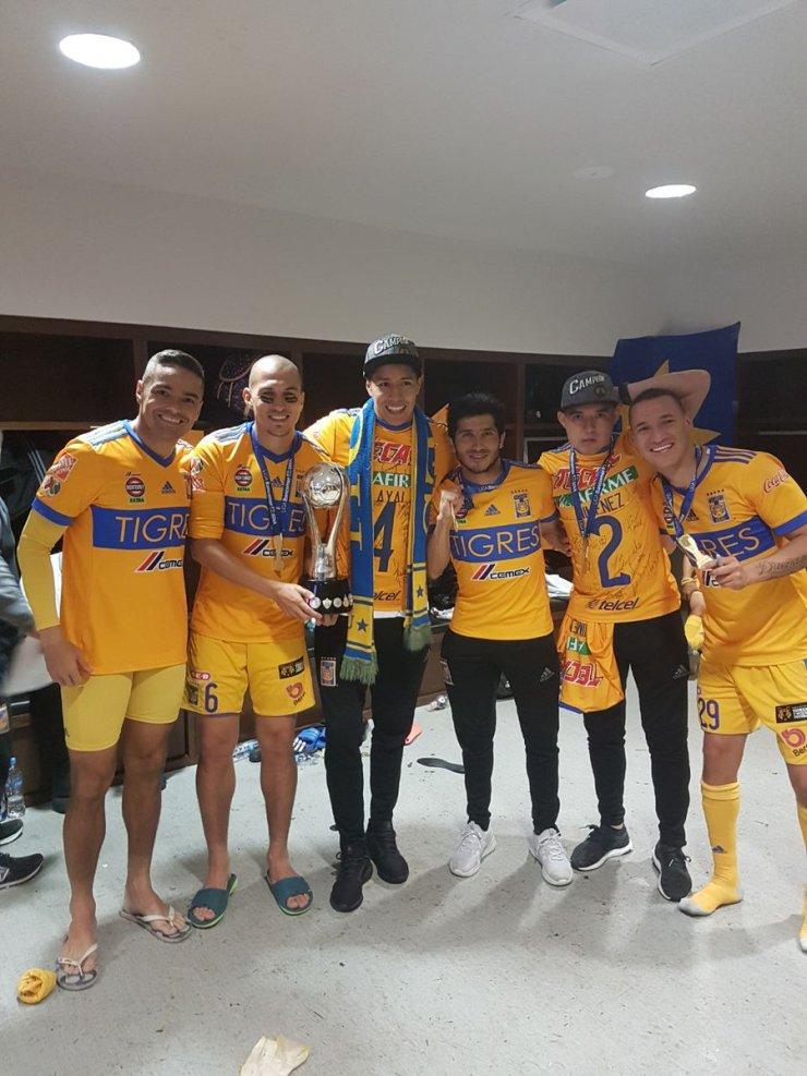 Tigres logró su sexto título