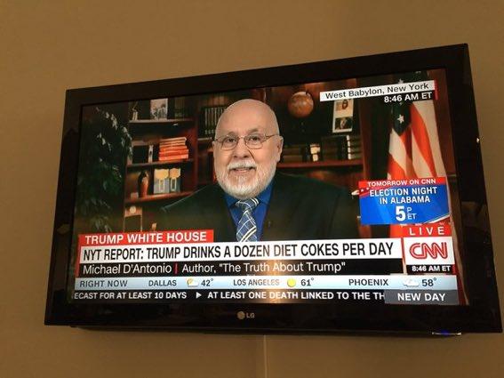 BREAKING NEWS ON CNN – The Burning Platform
