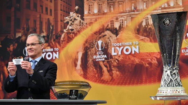 Los dieciseisavos de final de la Europa League