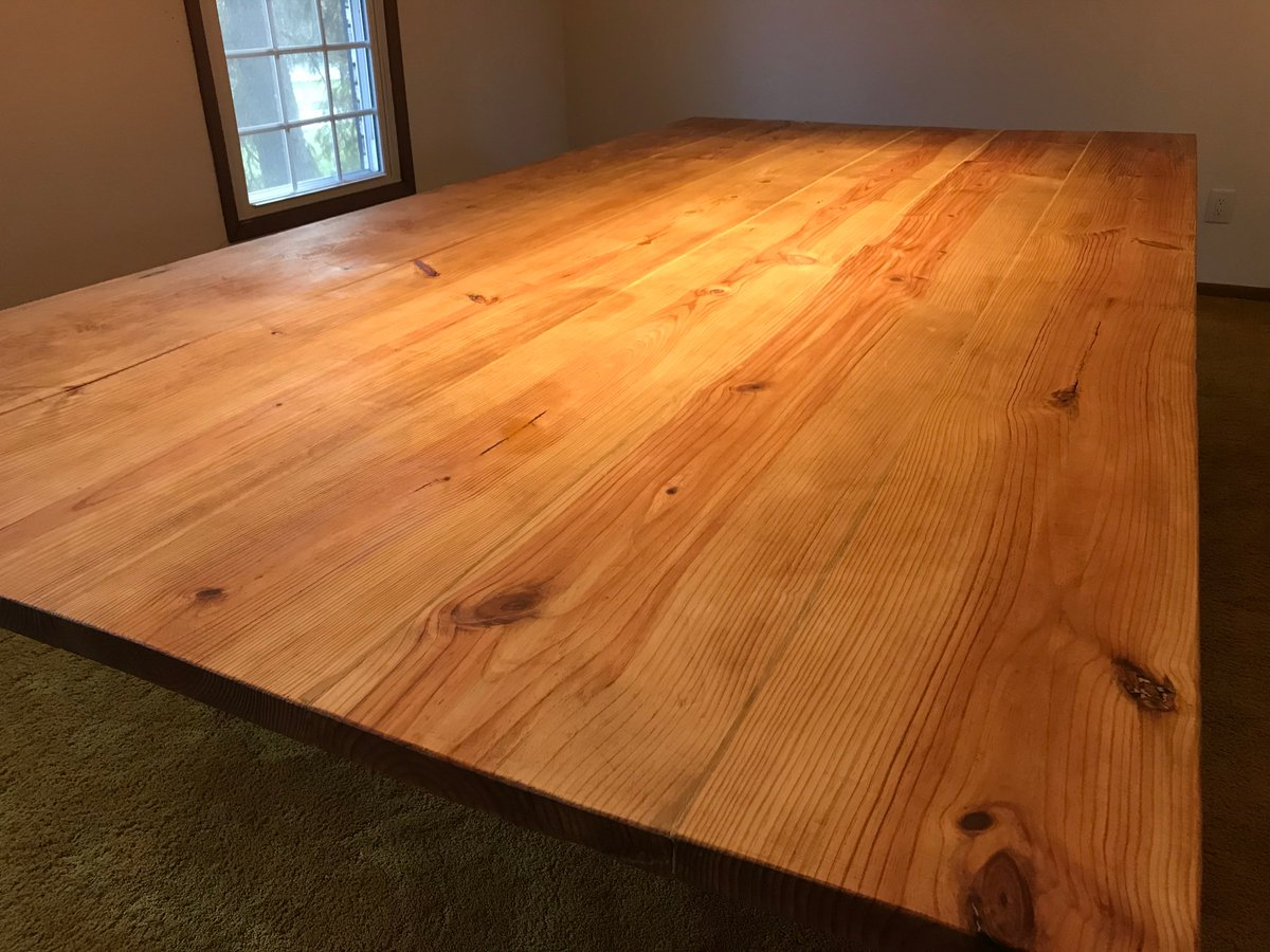 Working With Tung Oil