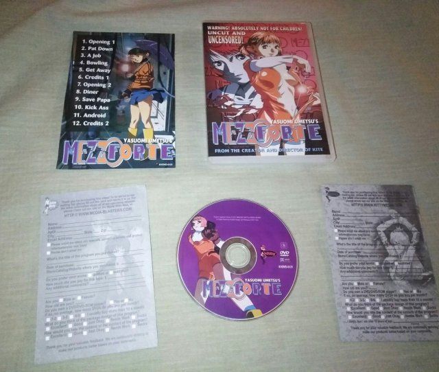 Advocateinc On Twitter Check Out This Rare Mezzoforte Dvd Uncut Not For Children Anime Christmasiscoming Giftidea Https T Co 8u1at2hiem
