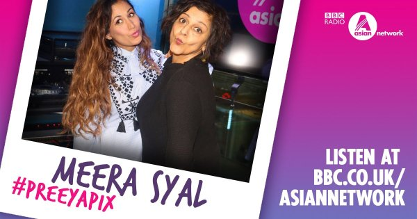 """BBC Asian Network on Twitter: """"🌟🌟 The legend @MeeraSyal is ..."""