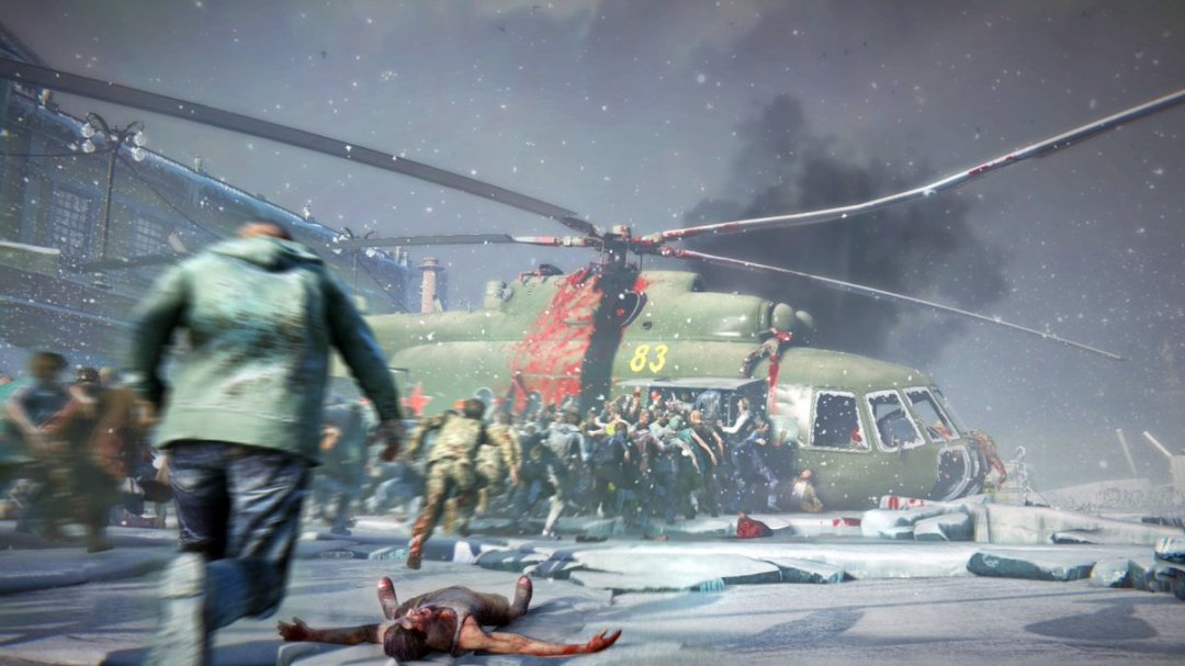 World War Z Reveal Trailer