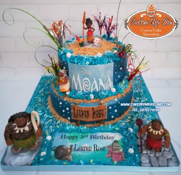 20 Walmart Moana Cupcake Cake Pictures And Ideas On Meta Networks