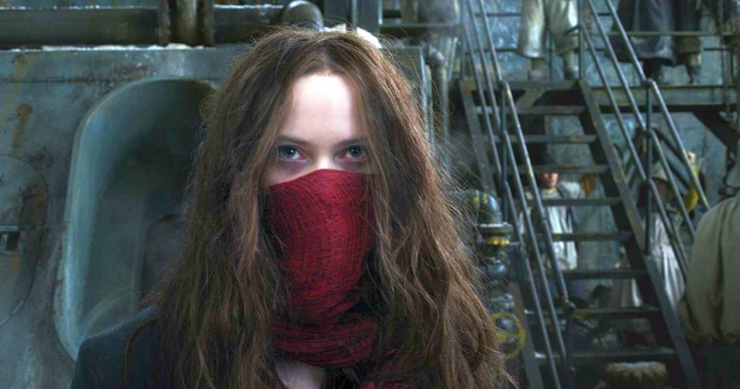 Peter Jackson's Mortal Engines Teaser Trailer Unveiled