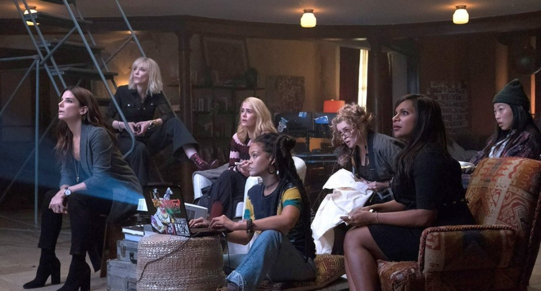 First Ocean's 8 Trailer Is Here!