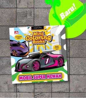 Martiasdb21  Gambar Mobil Sport Untuk Mewarnai