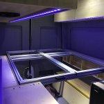 Adam Levins On Twitter Folding Bed Frame For Sprinter Van Conversion Vanlife