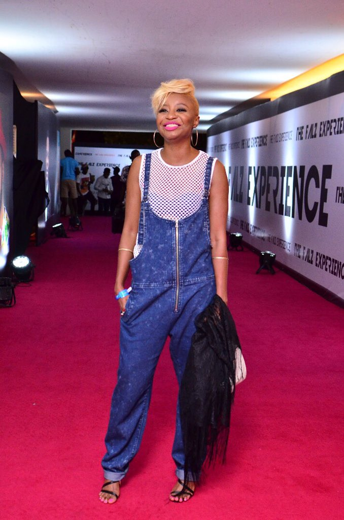 DRhLzM-XcAA5dmb Red Carpet Photos Of Celebrities At #TheFalzExperience In Lagos