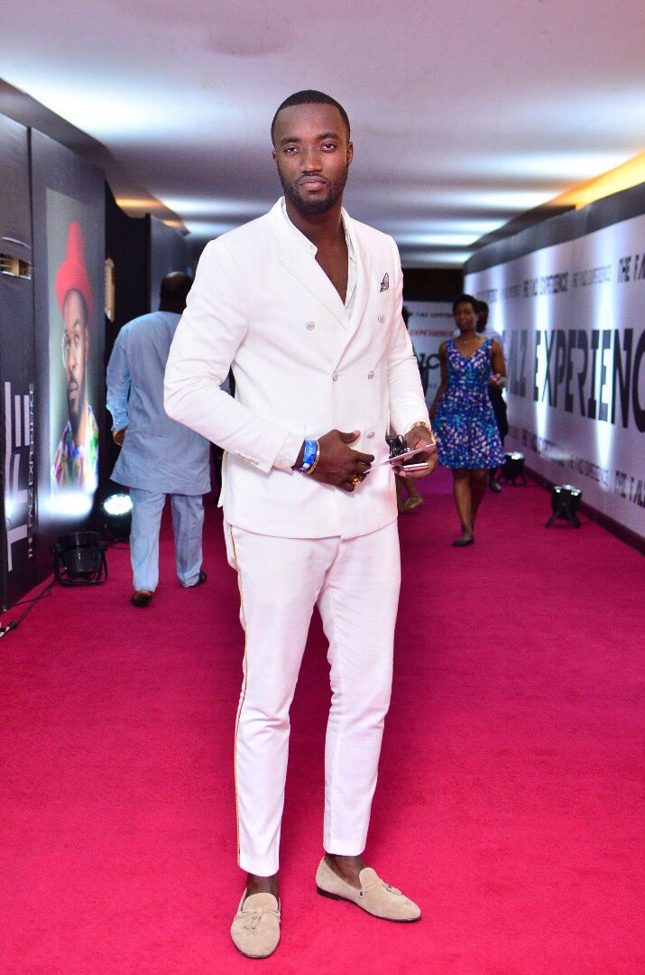 DRhOQX2X0AAWmJw Red Carpet Photos Of Celebrities At #TheFalzExperience In Lagos