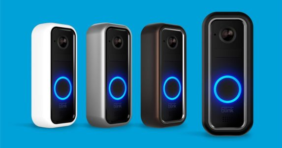 interphone video blink