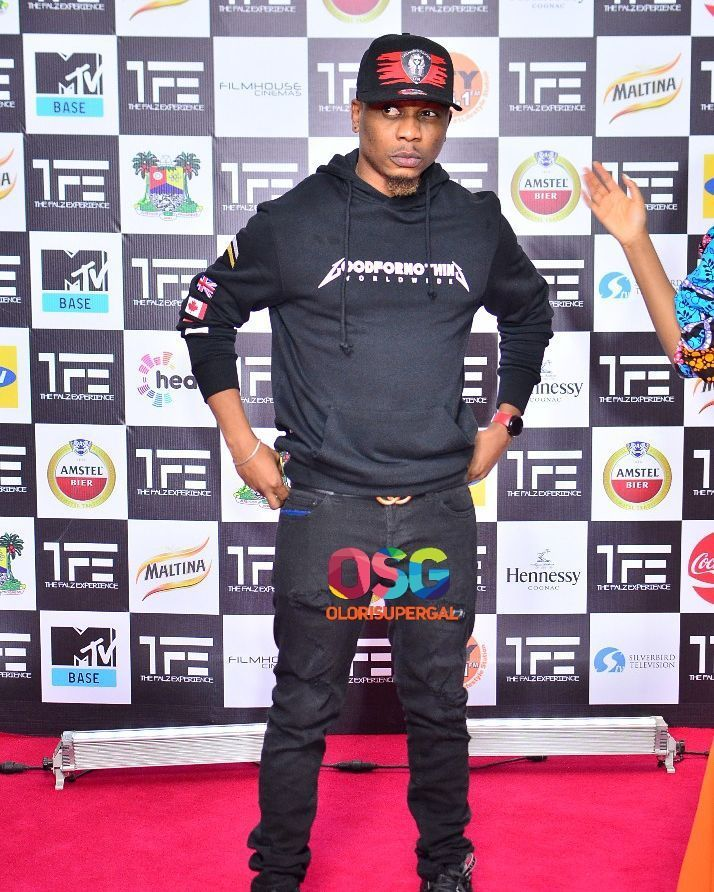 DRhTMZvW0AALONS - Red Carpet Photos Of Celebrities At #TheFalzExperience In Lagos
