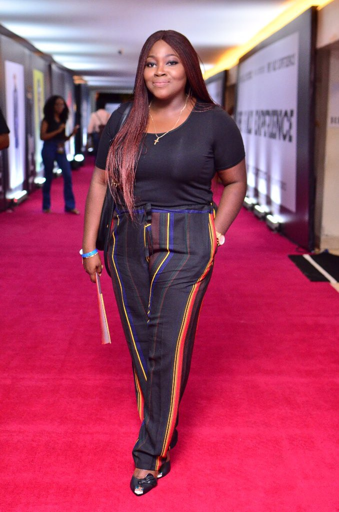 DRhUG93W4AEeM52 - Red Carpet Photos Of Celebrities At #TheFalzExperience In Lagos