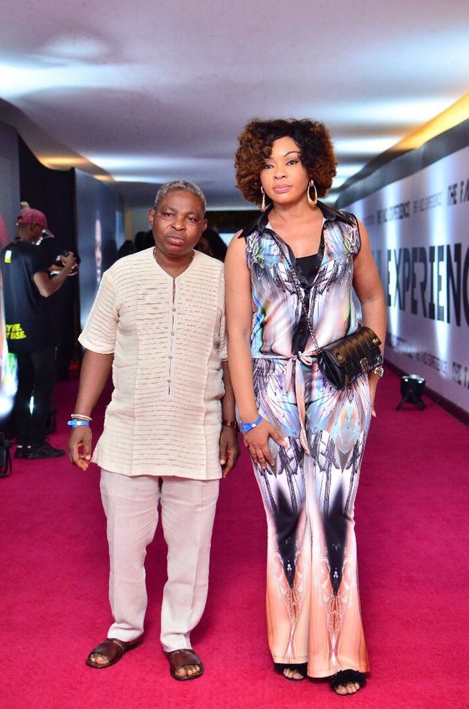 DRhbmFxX4AEXd2T Red Carpet Photos Of Celebrities At #TheFalzExperience In Lagos